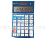 12 числа Dual Power Desktop Calculator с Optional Tax Function (LC22639)