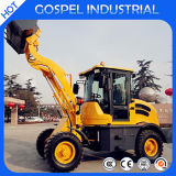 China Cheap Diesel Loader 1500kg Small Payloader