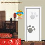 安い価格の寝室の木のドア