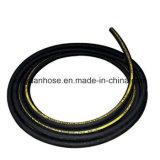 Gewundenes Hochdrucköl-flexibler hydraulischer Gummischlauch mit 902-6s