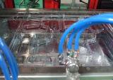 Halbautomatisches Vakuum, das Maschine für Kunststoffgehäuse-Blasen-Behälter mit niedrigem Preis bildet