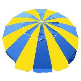 Ombrello di spiaggia graduato eccellente di Upf 50+ Carnivale