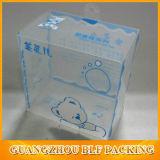 Коробка PVC ясного квадрата упаковывая