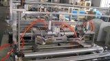 China-automatischer weicher Regelkreis-Handgriff-Beutel, der Maschine herstellt