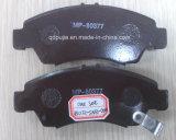 Garnitures de frein de fibre de carbone de pièces d'auto