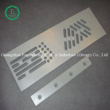 CNC Machined Guangzhou Plastic Sheet mit Factory Price