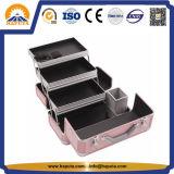 Cas professionnel en aluminium de renivellement de beauté pour la course (HB-2031)