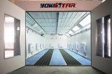 Verniciare la cabina della vernice riscaldata alta qualità di disegno della cabina di spruzzo