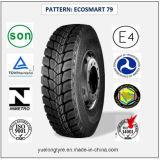 Tous les pneus radiaux en acier 315/80r22.5 (ECOSMART 78) de camion et de bus