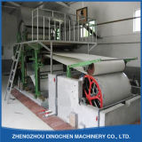 Recycling Waste Paper著1t/D Toilet Paper Making Machine