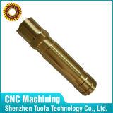 Manicotti di rame d'ottone lavoranti/Axises di CNC