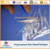 Fibra fibrilada polipropileno de alta resistencia