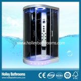 Spezieller Entwurfs-Computer-Bildschirmanzeige-Dusche-Kasten mit Oberseite und Panel-Lampen (SR115N)