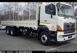 Тележка 6X4 груза грузовика Hino