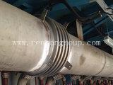 Grande tubulação soldada do aço inoxidável para a indústria (P-01)