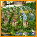 표시 제조의 부동산 모형 또는 주거 건물 모형 또는 집 모형 또는 모든 종류