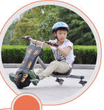 12V/6ah Lithium를 가진 100W Kids Electric Tricycle