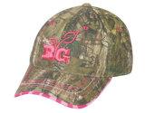 Qualität rosafarbenes Camouflague Sports Baseballmützen