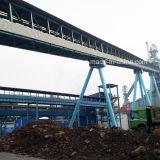 Система транспортера цемента транспортера пояса наклонения Китая верхние/оборудование транспортировать