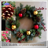 Красивейший свет украшения рождества мотива гирлянды СИД вися