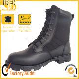 De Zwarte Militaire Laarzen van uitstekende kwaliteit van de Wildernis die in China worden gemaakt