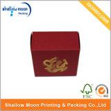 Оптовая цветастая напечатанная бумажная коробка (QYZ007)
