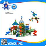 أطفال ملعب خارجيّة إلى [بلي] لعب في [بر-سكهوولس] [فسا] في الصين