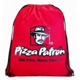 Sacchetto promozionale poco costoso del sacchetto dello zaino del Drawstring con la stampa personalizzata