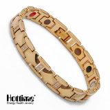 Le bracelet le plus chaud d'acier inoxydable pour unisexe avec le tungstène (10077)