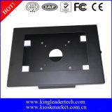 金属のマットSamsungのタブレットのための黒い表のタブレットの立場