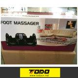 Rouleau-masseur de pied de patte de thérapie de la chaleur de massage de cheville de genou de patte de mollet de cuisse