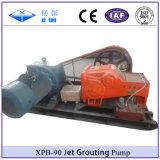 펌프를 그라우트로 굳히는 펌프 단 하나 두 배 3배 제트기를 그라우트로 굳히는 Xpb-90 고압 제트기