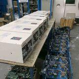 A extrusão de alumínio do perfil morre o calefator eletromagnético