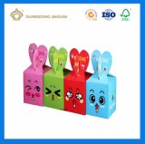 Cartoon Children Candy Box / Baby Snack Paper Box