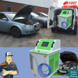 BRITISCHER beweglicher Service-Kohlenstoff-Reinigungs-Service
