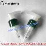 Pompe en plastique de lotion de distributeur de savon liquide de pp pour la bouteille en verre