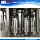Hecho en cadena de producción embotelladoa de la maquinaria de relleno de la botella de agua de China