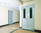 Коммерчески Двойной Или Одиночный UL и Аттестованная FM Дверь Металла Пожара Паники Оцененый с Панелью Зрения