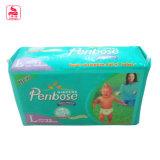 Pañal absorbente disponible del adulto de la hoja de base del bloqueo del bebé respetuoso del medio ambiente de la humedad