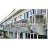 산업 플라스틱 Windows 벽 옥상 물 증발 공기 냉각기