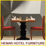 حديث مطعم أثاث لازم محدّد خشبيّة يتعشّى كرسي تثبيت وطاولة لأنّ فندق
