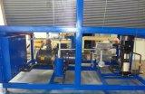 refrigerador de água de refrigeração ar do parafuso da inversão térmica da placa do compressor de 80HP 200kw Hanbell
