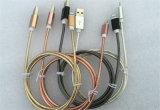 Tipo-c caliente cable del resorte de la venta el 1m del cable del USB