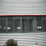Bouwconstructie de met meerdere verdiepingen van het Bureau van het Staal