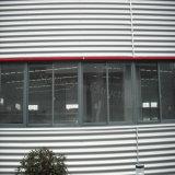 Construcción de acero de varios pisos del edificio de oficinas