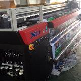 Rodillo de la pista del formato grande los 3.2m Ricoh G5 para rodar la impresora de Digitaces ULTRAVIOLETA de la Máquina-Xuli de la impresión