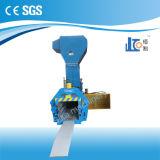섬유, 직물을 누르기를 위한 Hba40-7272 자동적인 수평한 짐짝으로 만들 기계