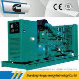 генератор 380V 50Hz 50kVA тепловозный с Чумминс Енгине