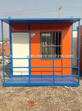 Préfabriqué confortable/construction préfabriquée de grande qualité de ventes pliant la Chambre mobile