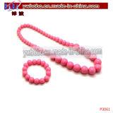 Agens-reizendes Geschenk-Kind-Schmucksache-Halsketten-Armband Yiwu-China eingestellt (P3056)